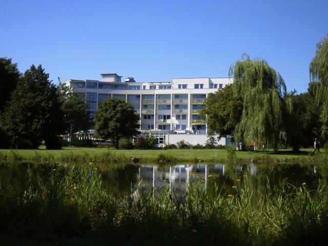 """Ringhotel """" Am Stadtpark"""""""
