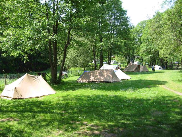 Campinganlage Schafbachmühle Arno Teuchert