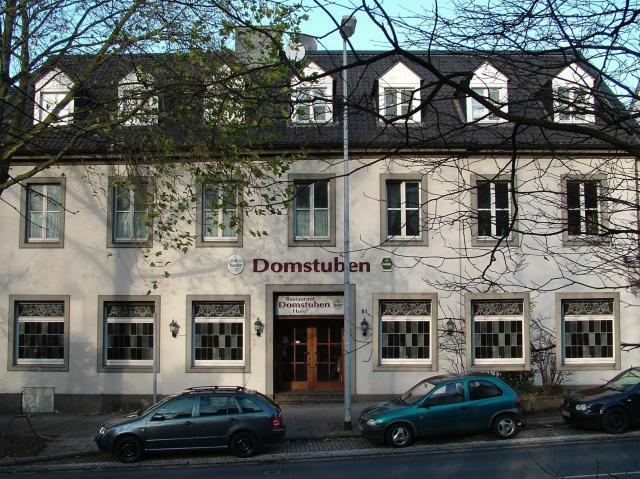 Hotel-Restaurant Domstuben