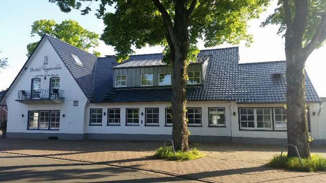 Hotel Kamperschroer ... das Hotel an der alten Aa