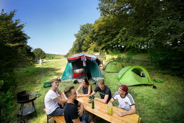 Camping Hohensyburg