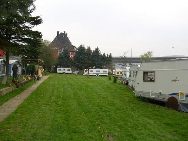 """Camping- u. Wohnmobilstellplatz """"An der Kost"""""""