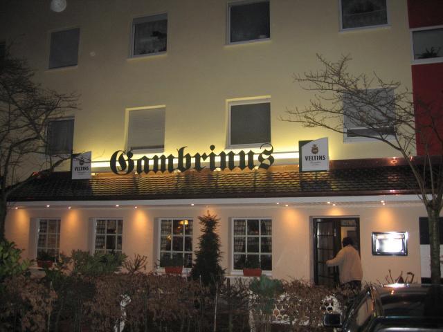Hotel-Restaurant Gambrinus