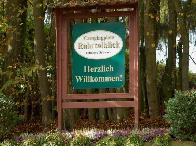 Campingplatz Ruhrtalblick