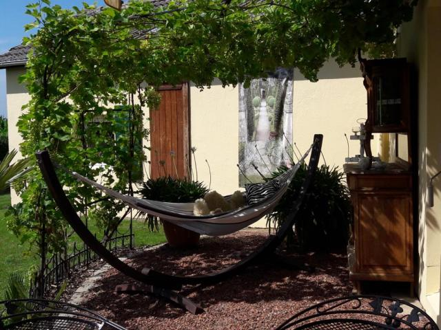 Gartenoase am Ahsestrand