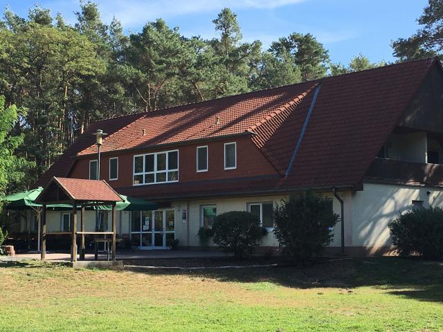 """Touristenstation Ferchland Haus """"Kiefernblick"""""""