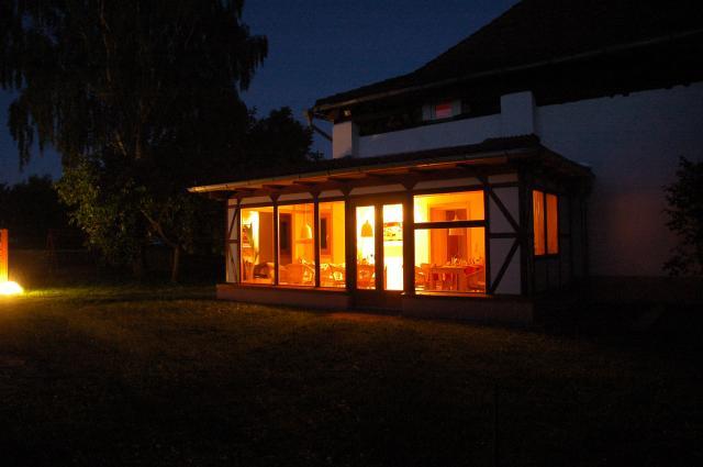 """Hotel Garni & Omas Heuhotel """"Zur Galerie"""""""