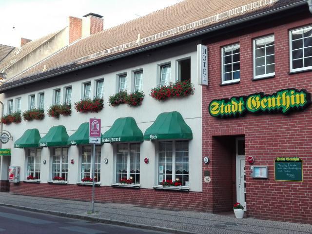 Hotel Stadt Genthin