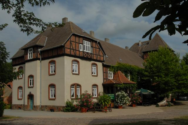 Restaurant & Hotel Gutshaus Büttnershof