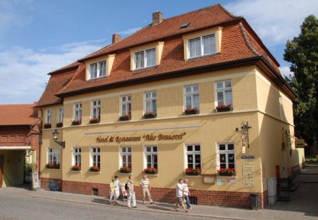"""Hotel & Restaurant """"Alte Brauerei"""""""