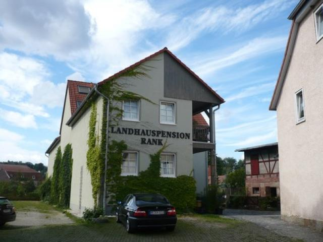 Landhauspension Rank - Hotel Garni