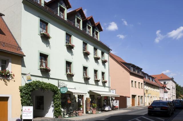 Altstadt Hotel - garni -