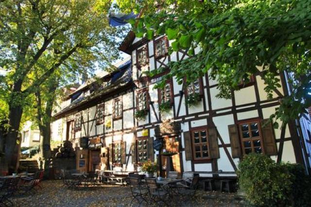 Klausenhof - Das alte Wirtshaus