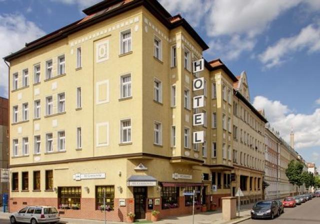 """Hotel """"Alt-Connewitz"""""""