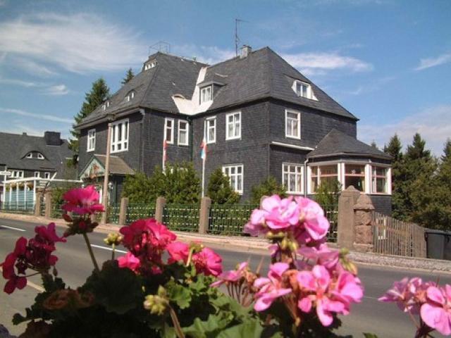 """Pension """"Haus am Waldesrand"""""""
