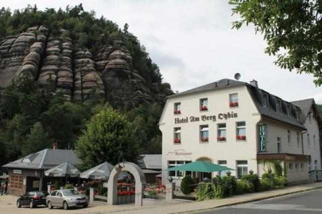 "Hotel ""Am Berg Oybin"""