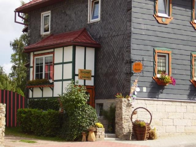 """Ferienwohnungen im """"Thüringer Landhaus"""""""