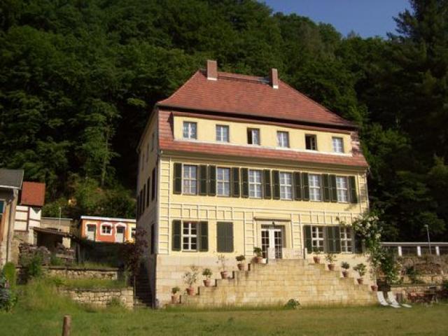 Herrenhaus Orangella & 3 Bunte Stübchen