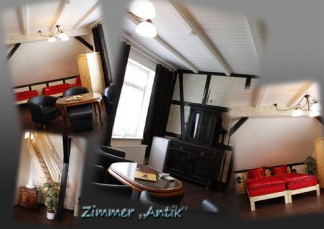 Appartement & Gästehaus A. Brünicke