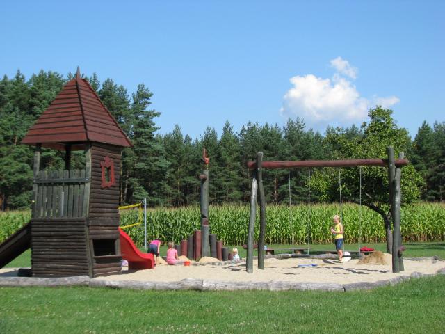 Ferienhof Erlengrund - Heuhotel
