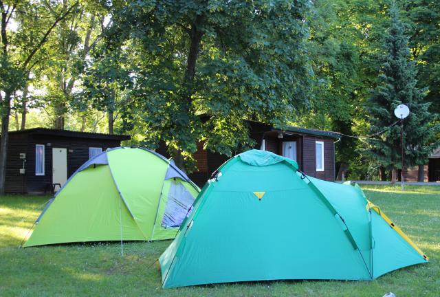Campingplatz Weißensee