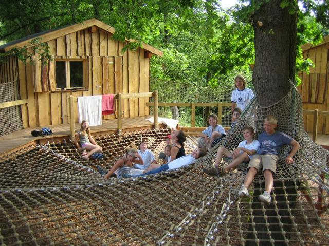 "Jugendherberge ""Urwald-Life-Camp"" Lauterbach"