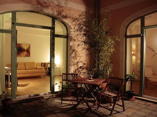 Gästewohnungen im Barockviertel