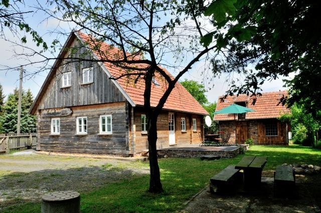 Ferienhaus am Mühlteich
