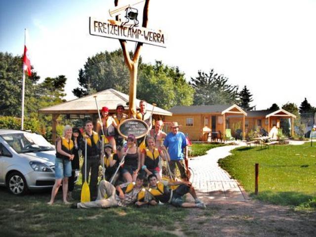 Freizeitcamp Kanu-Verleih Werra