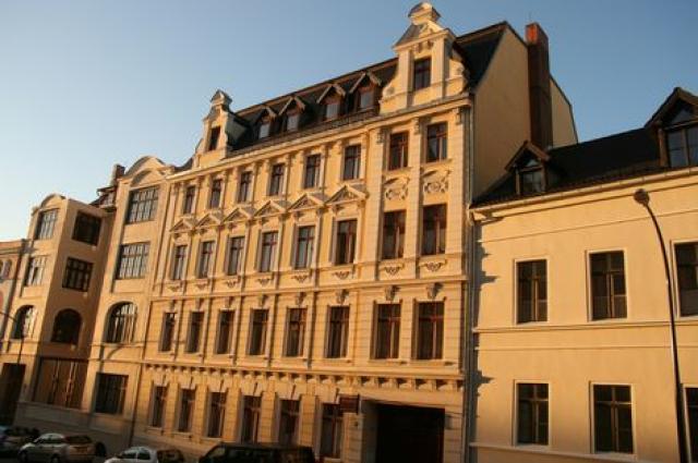Haus Gründerzeit Ferienwohnungen
