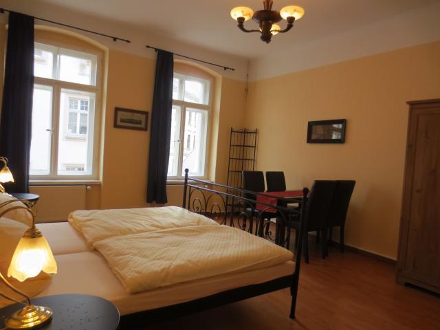 bett bike haus gr nderzeit ferienwohnungen unterkunft. Black Bedroom Furniture Sets. Home Design Ideas