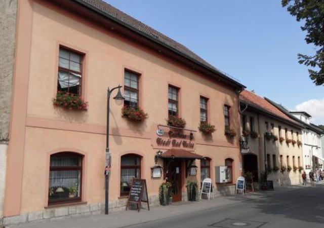 """Gasthaus """"Stadt Bad Sulza"""""""