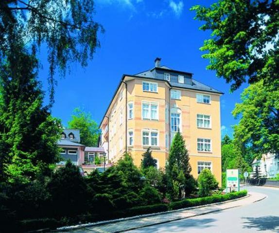PARKHOTEL Helene-Bad Elster