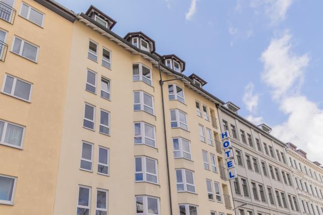 Umwelthotel Hotel Markgraf Leipzig