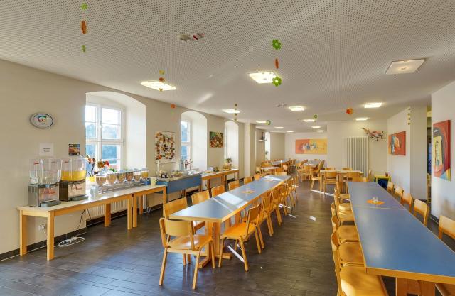 Europa-Jugendherberge Schloss Colditz