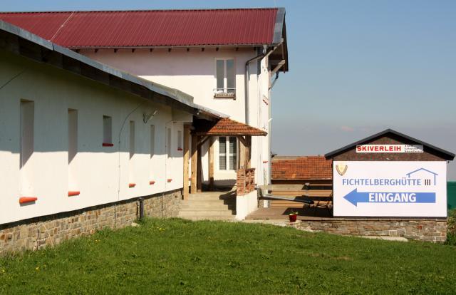 Fichtelberghütte