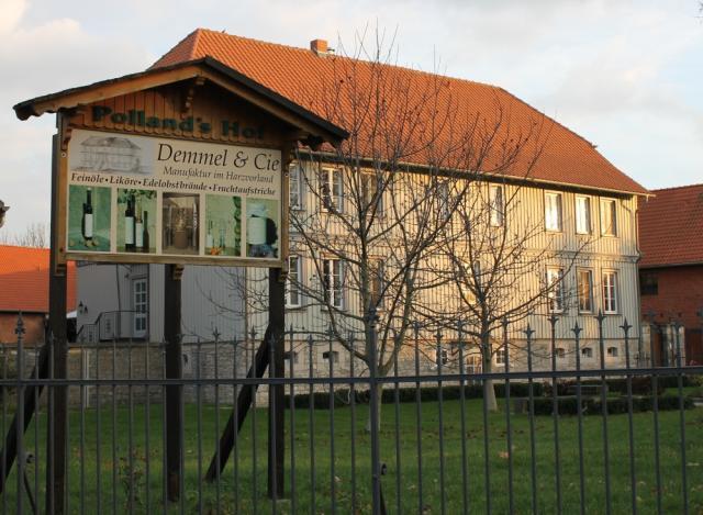 Gästehaus - Pollandshof - Demmel & Cie