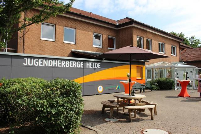 Jugendherberge (JH) Heide