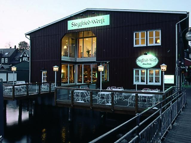 Hotel-Café Siegfried-Werft