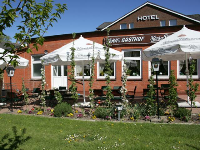 Hotel-Restaurant Witt`s Gasthof