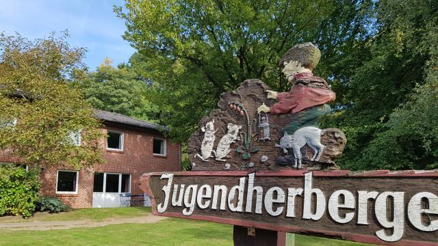 Jugendherberge (JH) Albersdorf