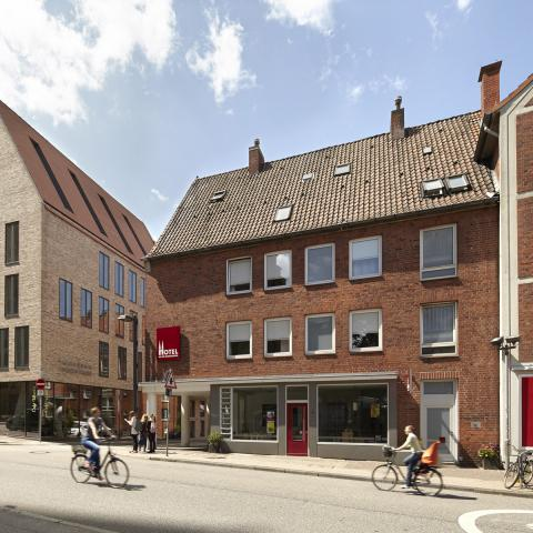 Hotel an der Marienkirche