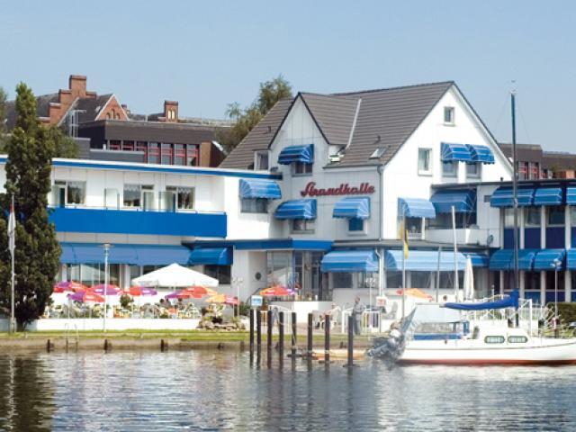 Hotel Strandhalle Birgit Patzig