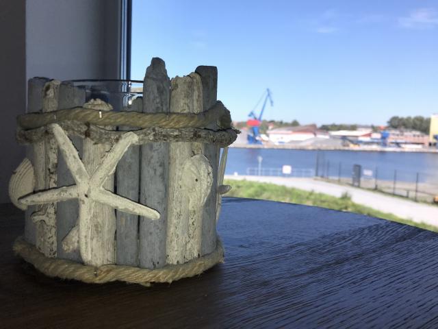 """Kanal-Haus """"Das Gästehaus direkt am NOK"""""""