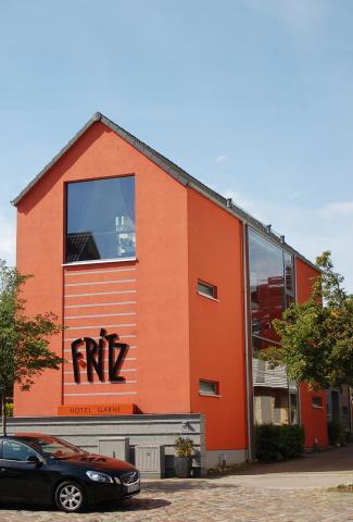 Hotel F-RITZ garni