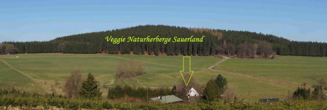 Veggie Naturherberge Sauerland
