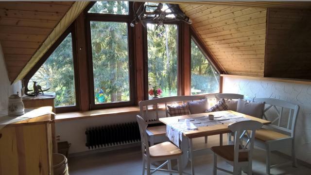 Älbler-Nest auf Hofgut Küche
