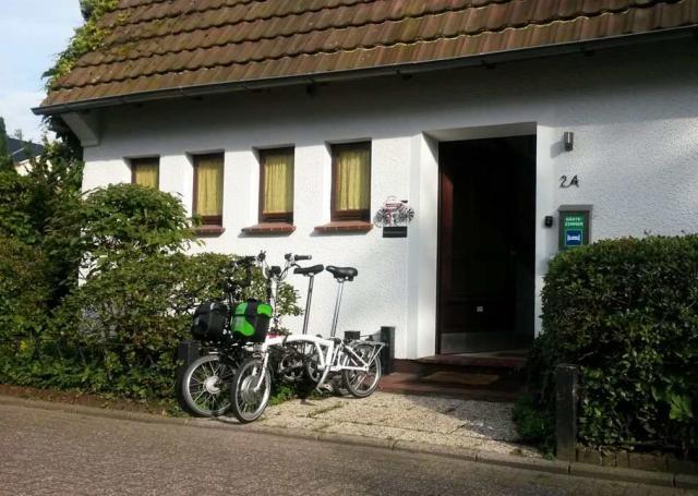 Radwandererhaus