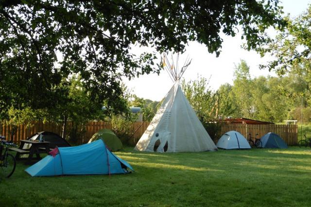 Triangel Campingplatz Niederfinow
