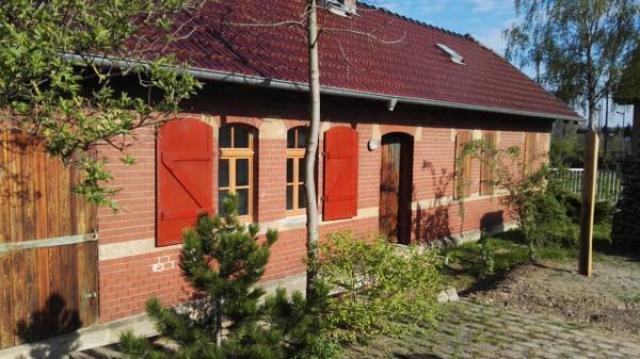 """Ferienhaus """"Alter Güterschuppen"""""""